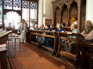 Reluctant Organists
