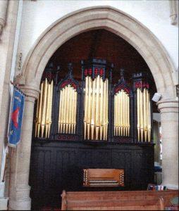 Renn Nailsworth Organ